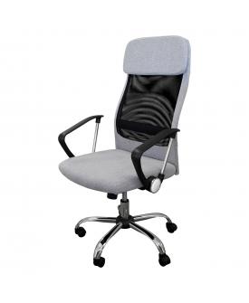 Kancelářské křeslo BOSS šedé