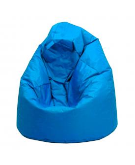 Sedací vak JUMBO modrý V8